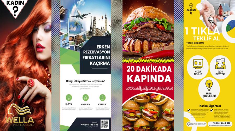 Direk reklam fiyatları ve tasarım örnekleri