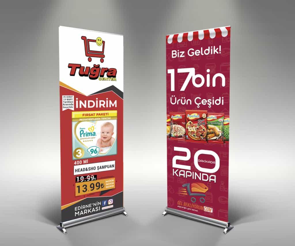 Direk, Bayrak Reklam Grafik Tasarım